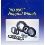 日製ITO拋光砂輪 ITO Buff Flapped Wheel (Made in Japan)